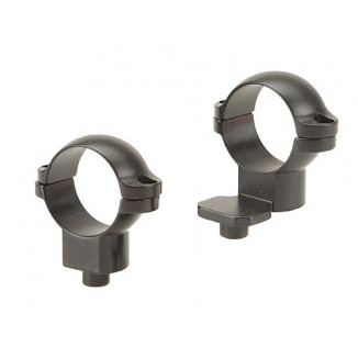 "Leupold 2-Piece Quick Release (QR) Extension Rings1"", High, Matte"