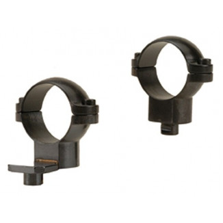"Leupold 2-Piece Quick Release (QR) Extension Rings 1"", High, Gloss"