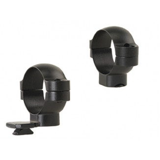 Leupold 2-Piece STD Extension Rings 30mm High Matte