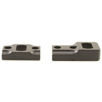 Leupold 2-Piece Dual Dovetail Base - Kimber 8400, Matte Black