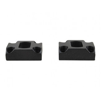 Leupold 2-Piece Dual Dovetail Base - Browning X-Bolt, Matte Black