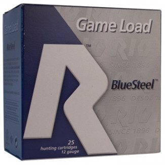 "Rio Royal BlueSteel 12 ga 2 3/4"" MAX 1 1/8 oz #7.5 1400 fps - 25/box"