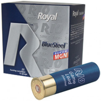 "Rio Royal Blue Steel 20 ga 3"" MAX 1 oz #3 1400 fps 25/Box"