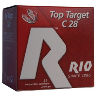 "Rio Field 28 ga 2 3/4"" MAX 3/4 oz #9 1300 fps - 25/box"