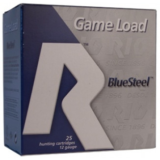 "Rio Royal Blue Steel 12 ga 2-3/4"" 3 oz 1 oz #7 1325 fps 25/Box"