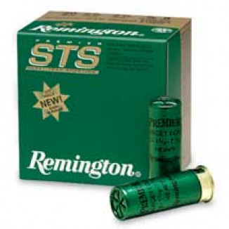 "Remington Premier STS Target 12 ga 2 3/4"" MAX 1 1/8 oz #8 1300 fps - 25/box"