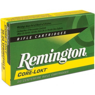 Remington Core-Lokt Rifle Ammunition .35 Rem 200 gr PSP 2080 fps - 20/box