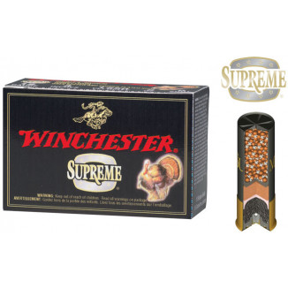 "Winchester Double-X Turkey 12 ga 3"" MAX 2 oz #4 1125 fps - 10/box"