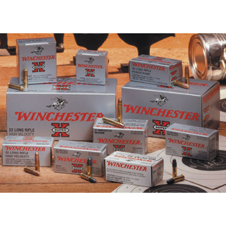 Winchester Super-X Rimfire Ammunition .22 Short 29 gr LRN 1095 fps 50/box