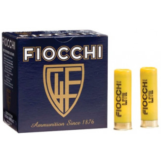 "Fiocchi Low Recoil Lite Trainer 20 ga 2 3/4"" 3/4 oz #7.5 - 25/box"