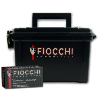 Fiocchi Extrema Rifle Ammunition .223 Rem 50 gr V-MAX 3300 fps - 200/box