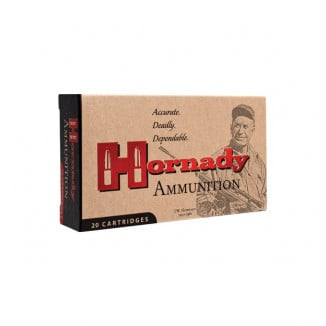 Hornady Custom Rifle Ammunition .300 AAC Blackout 135 GR FTX 2085 fps 20/ct