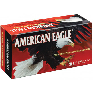 American Eagle Handgun Ammunition .40 S&W 180 gr FMJ 1000 fps 50/ct
