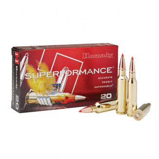 Hornady Superformance Rifle Ammunition .300 WSM 165 gr GMX SPF 20/ct