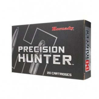 Hornady Precision Hunter Rifle Ammunition .300 RCM 178 gr ELD-X 2900 fps 20/ct