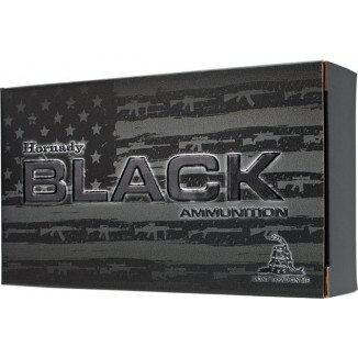 Hornady Black Rifle Ammunition .308 Win 168 gr A-MAX 2700 fps 20/ct