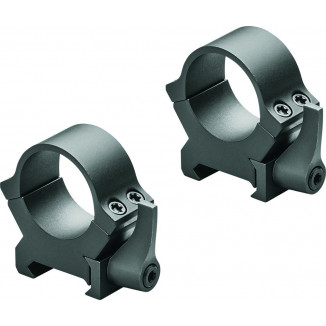 Leupold 2-Piece Precision-Fit QRW2 Weaver-Style Rings 34mm High Matte