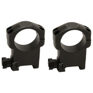 "Leupold 2-Piece Mark 4 Steel Scope Rings - 1"" Super High, Matte"