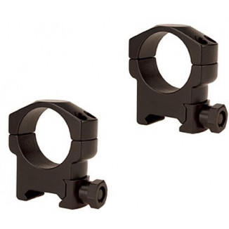 Leupold 2-Piece Mark 4 Steel Scope Rings 30mm High, Matte