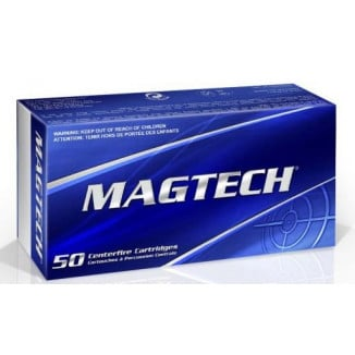 MagTech Handgun Ammunition .380 ACP 95 gr LRN 951 fps 50/box