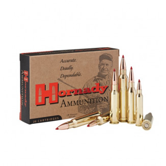 Hornady Match Rifle Ammunition .300 Win Mag 178 gr ELD 2960 fps 20/ct