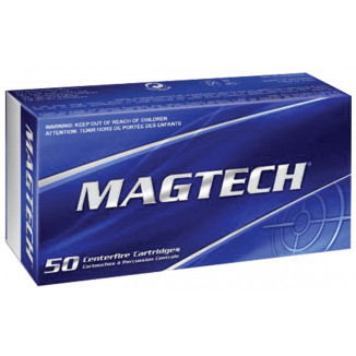 MagTech Handgun Ammunition .40 S&W 160 gr LSWC 1165 fps 50/Box