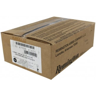 Remington .45 ACP UMC Handgun Ammunition (Bulk) 230 gr FMJ 500/box