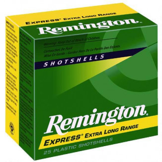 "Remington Express Extra Long Range Shotgun Ammo 16 ga 2 3/4"" 3 1/4 dr 1 1/8 oz #6 1295 fps - 25/box"