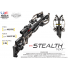 Tenpoint Stealth NXT Crossbow Package with Tenpoint Rangemaster Pro Scope & ACUdraw PRO Cocking Device - Timber Viper
