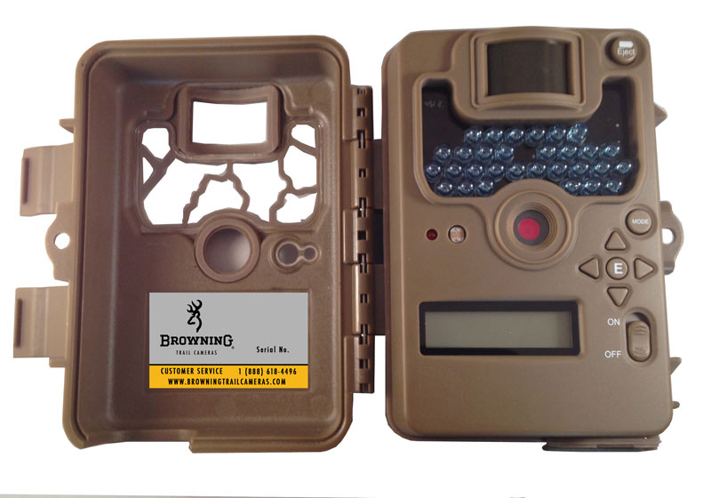 Browning Recon Force Series Full HD Trail Camera - 10MP | Natchez