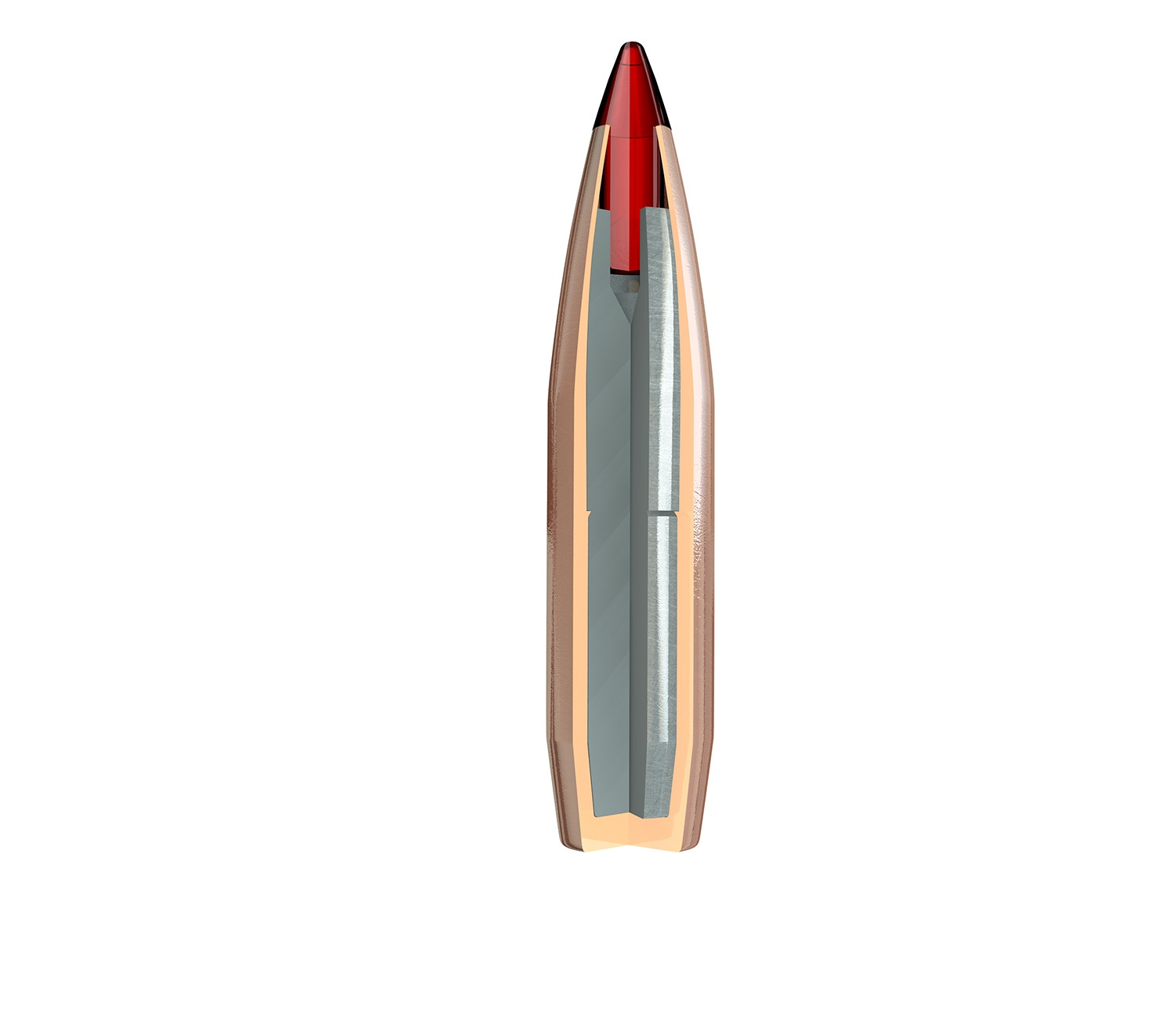 Hornady ELD-X Bullets with Heat Shield Tip  270 cal  277