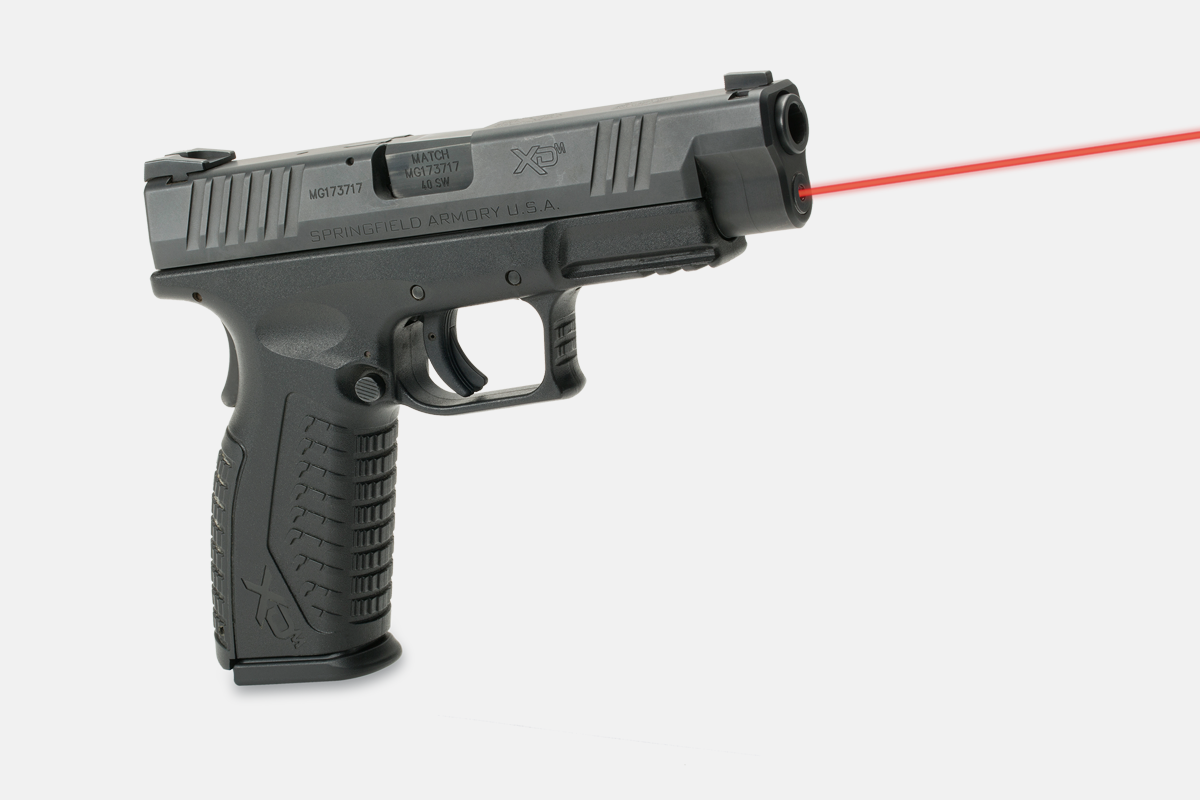 Amazon. Com: guide rod laser (red) for springfield xdm, 4. 5.