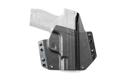Standard Outside the Waistband Holster Ruger LCP Black