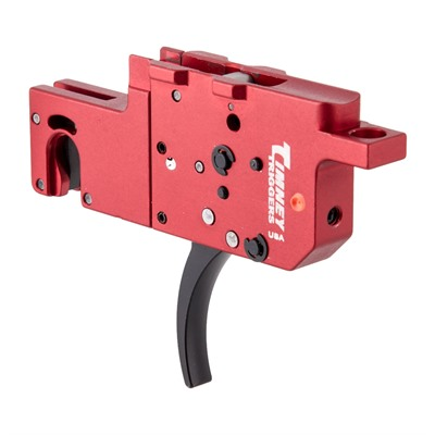 Timney Triggers Ruger Precision Drop-In Trigger - Curved 2-Stage