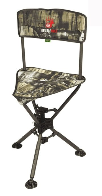 Delicieux Primos Double Bull Ground Blind 360 Swivel Hunting Chair   Truth Camo