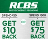RCBS Mail-In Rebate
