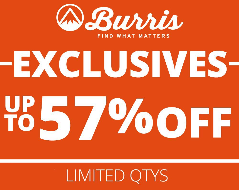 Burris Exclusive Deals