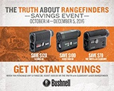 The Truth About Rangefinders Savings Event!