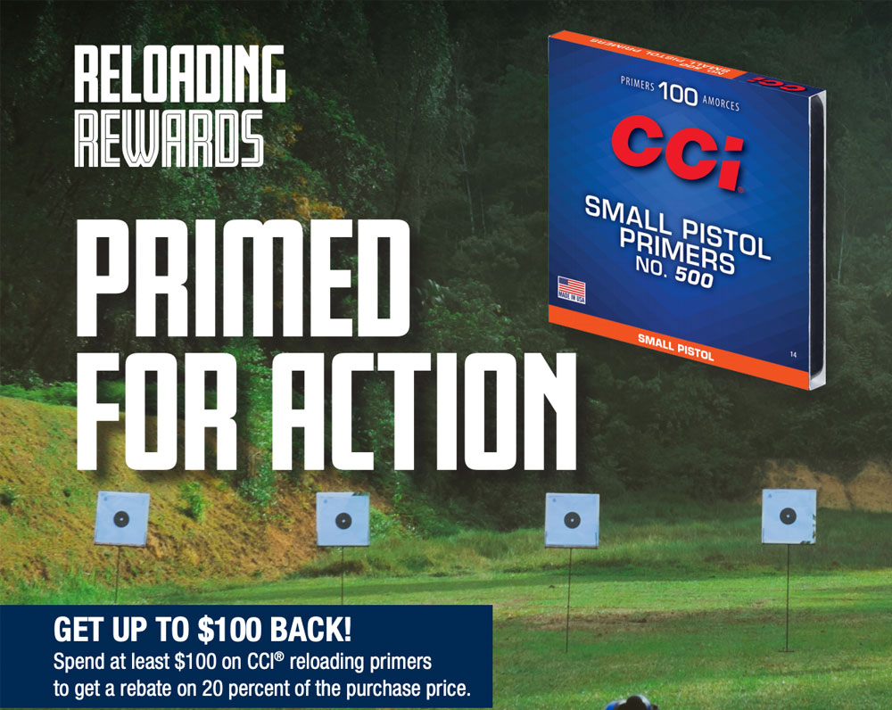 CCI Primed For Action.