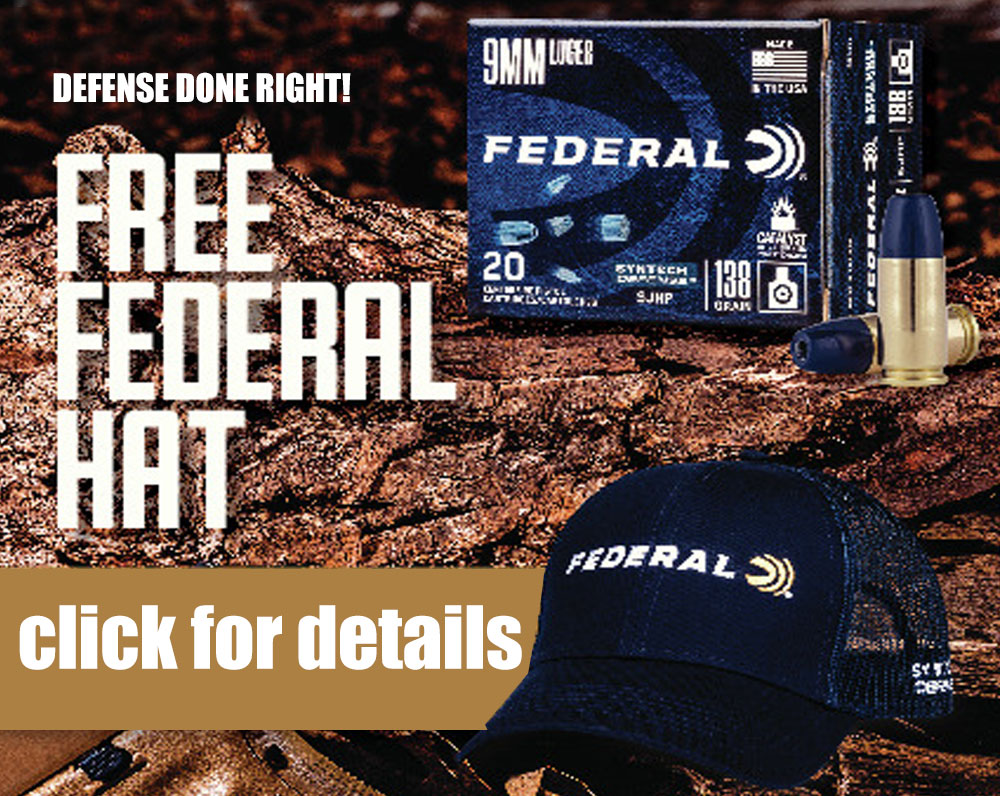 Federal Free Hat