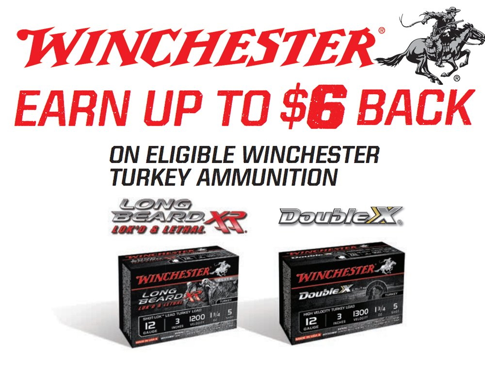 Winchester Turkey Loads