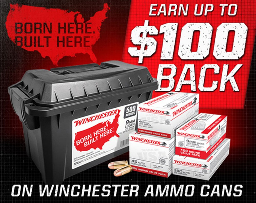 Winchester Ammo Cans