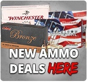 Get great deals on ammunition