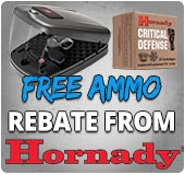 Rapid Safes with Free Ammo Rebate