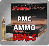 Get great deals on PMC ammunition
