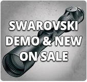 Save big on Swarovski Optics