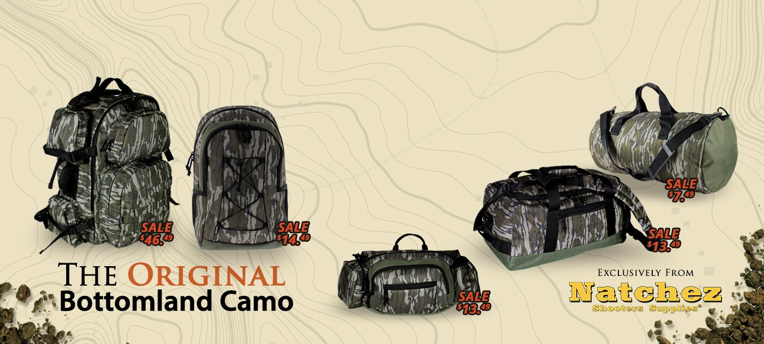 Bottomland Exclusive Bags from Allen