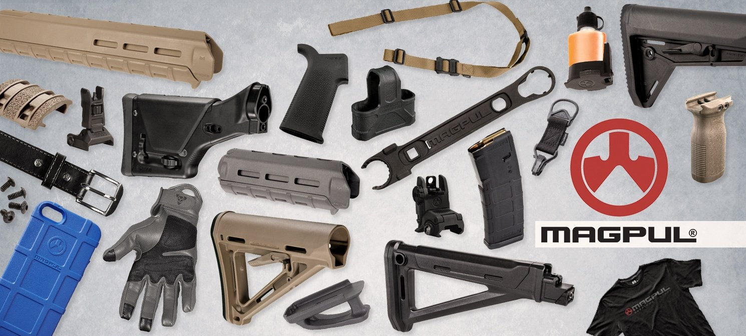 Magpul products here on sale